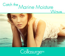 Collasurge catch the marine moisture wave