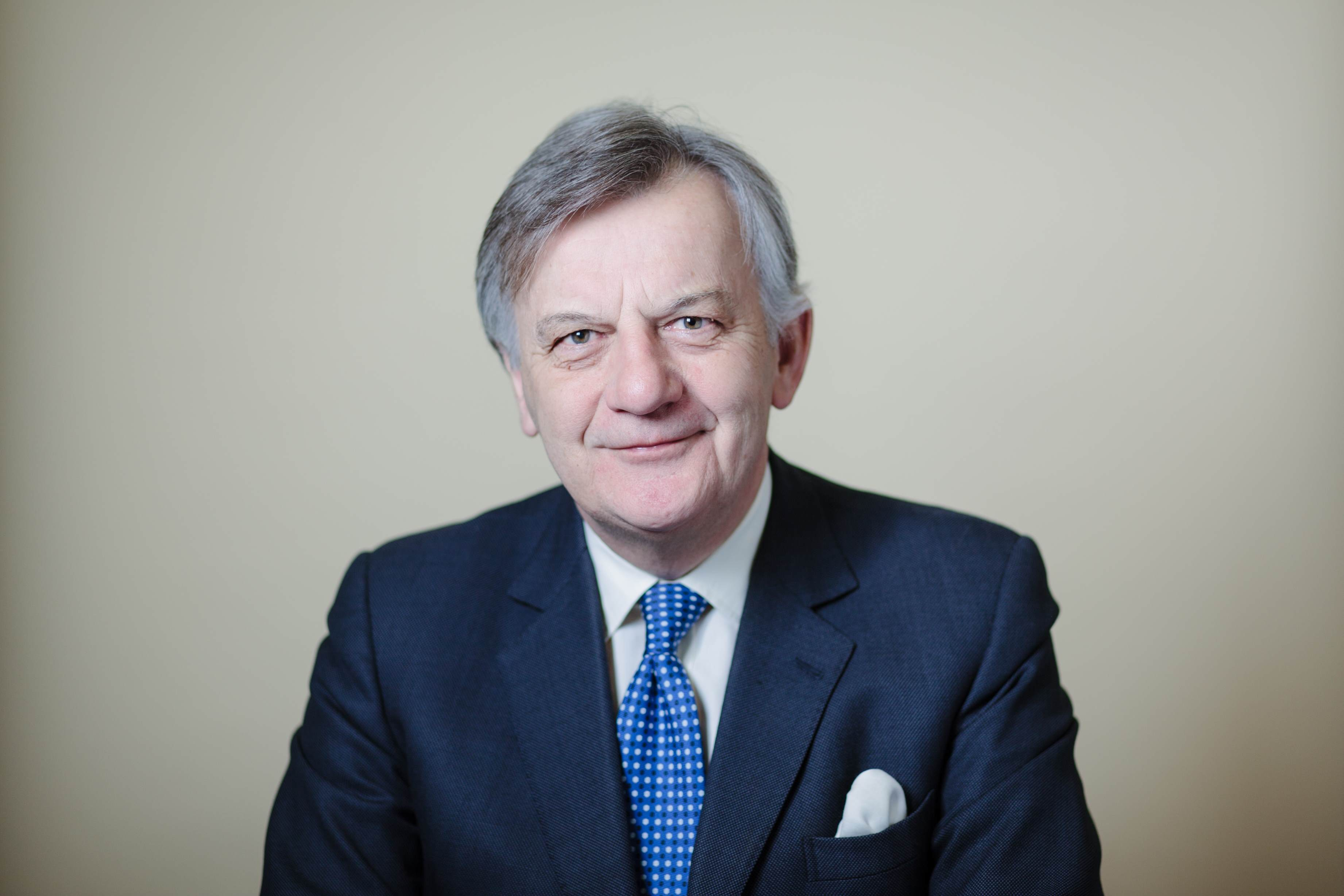 Nigel Turner, Non-Executive Director (Senior Independent Director)
