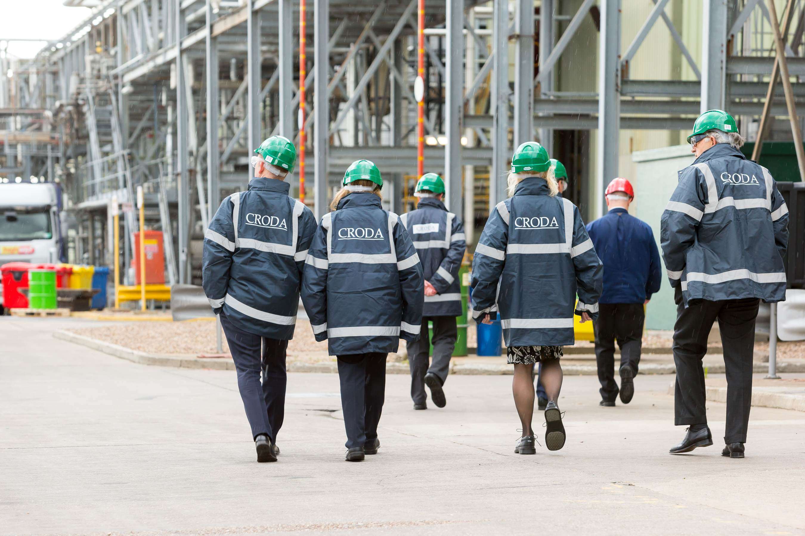 Croda scores high on Climate change and Water reports.