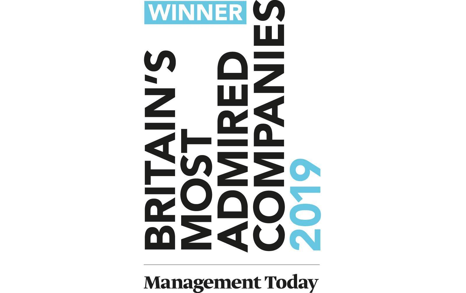 Britain's Most Admired Company