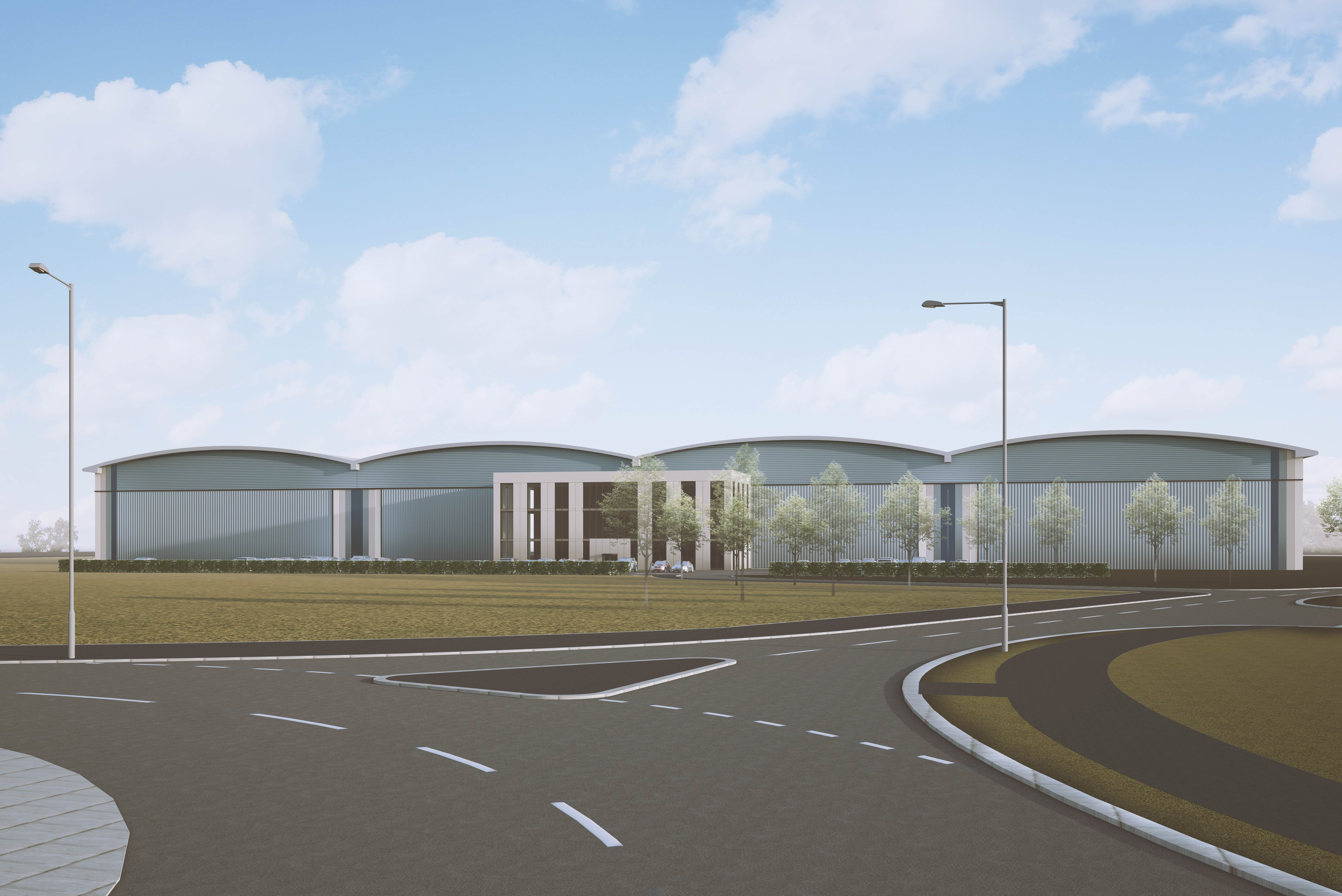 Goole Warehouse, Investment, Global distribution, hub