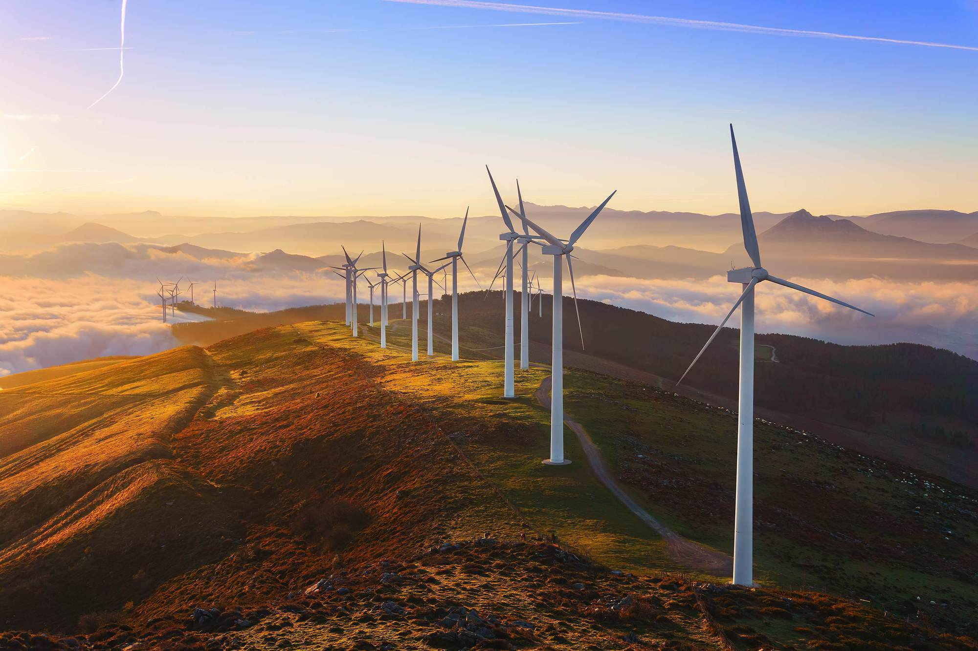 Rewitec, improve the efficiency and longevity wind turbines and moving machinery