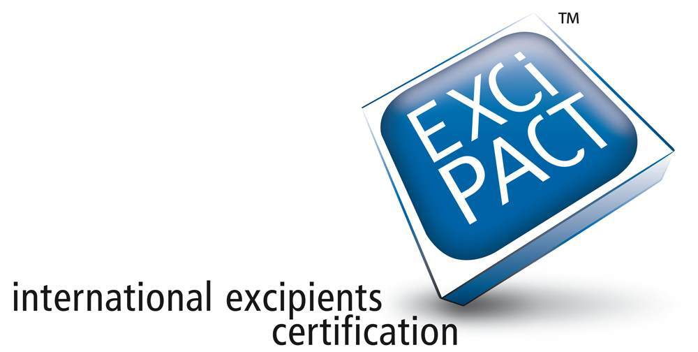 International excipients certification, ensuring patient safety through quality