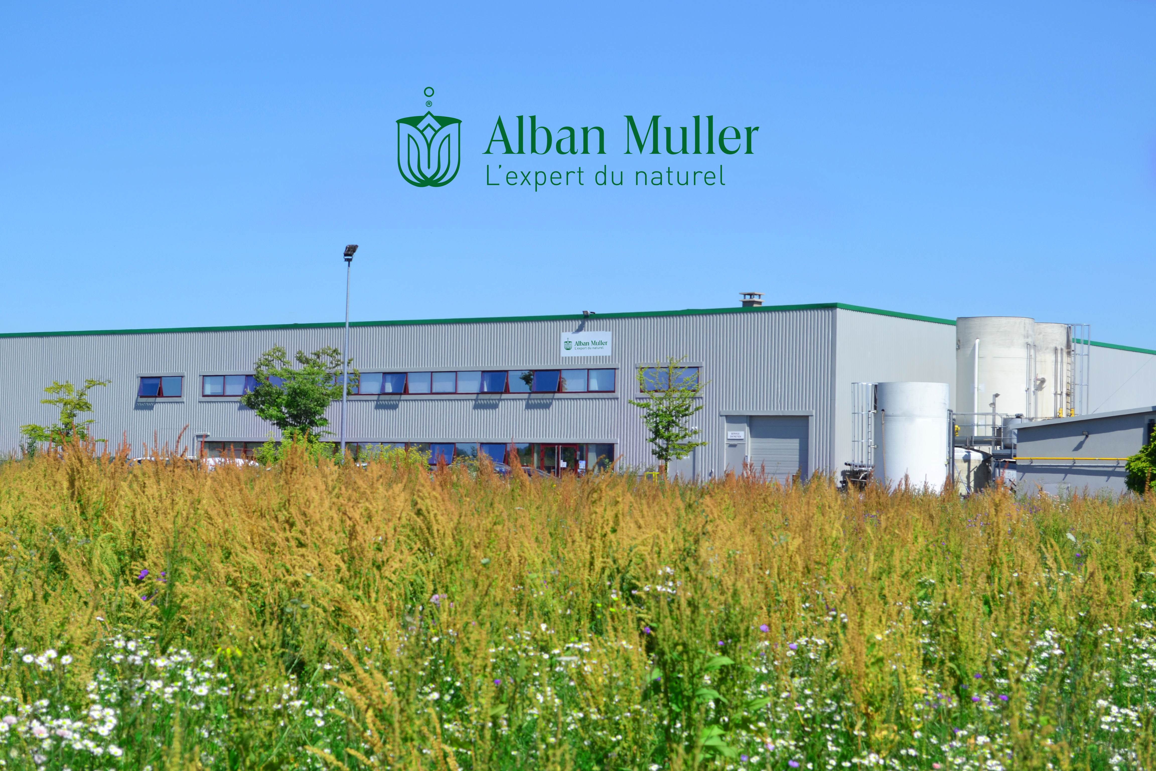 Image of Alban Muller Plant, a leader in natural and botanical ingredients for the personal care industry, acquired by Croda International